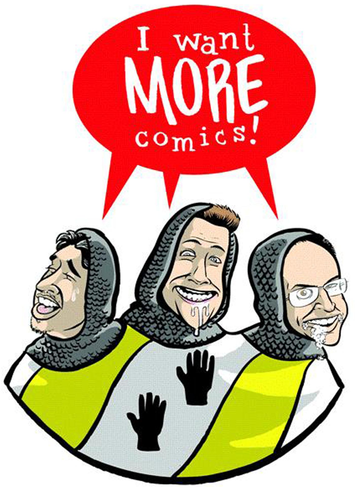 Episode #24 - Tie in Comics